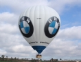 OO-BFC  BMW Group Belux * BMW luchtballon *